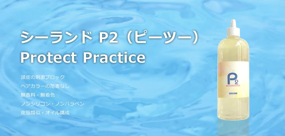 シーランド P2(ピーツー)Protect Practice